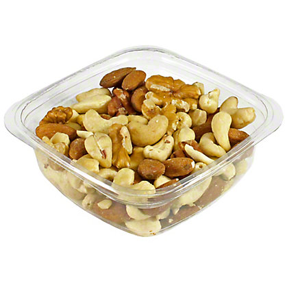 Raw Tree Nut Mix,LB