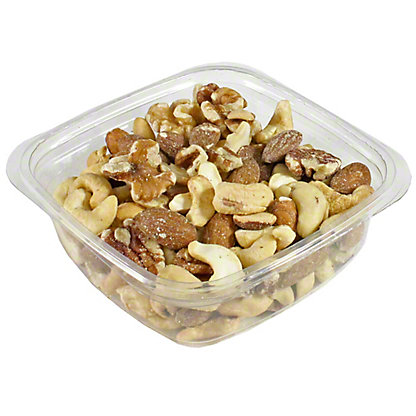 dry roasted tree nut mix,LB