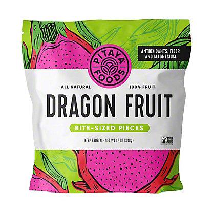 Pitaya Plus Dragonfruit Bite Sized Cubes, 12 oz