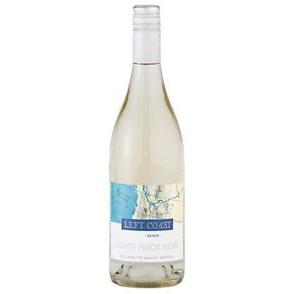 Left Coast Cellars White Pinot Noir, 750 mL