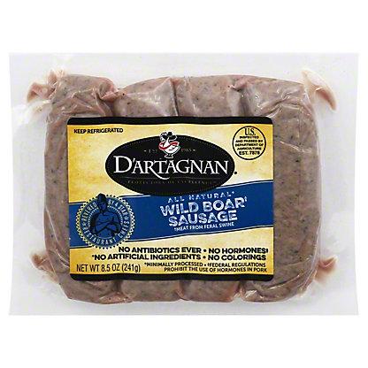 DArtagnan D Artagnan Wild Boar and Sage Sausage, 8.50 oz