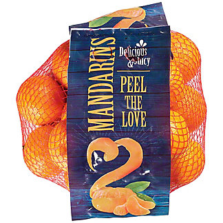 Fresh Mandarin Oranges, 4 lb bag