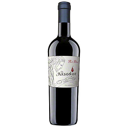 the Arsonist Red Blend, 750 mL