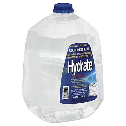 Hydrate Alkaline Water High PH 9+, 1 GL