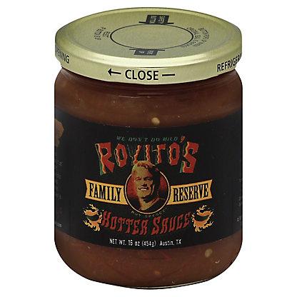 Royitos Hot Sauce Reserve Salsa,16 OZ