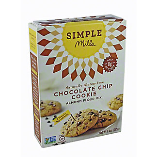 Simple Mills Chocolate Chip Cookie Mix,9.4 oz