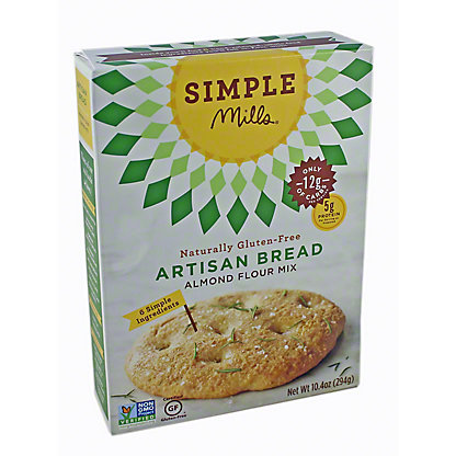 Simple Mills Artisan Bread Mix,10.4 oz