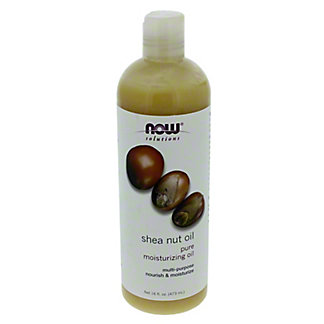NOW Solutions Pure Shea Nut Oil,4 OZ