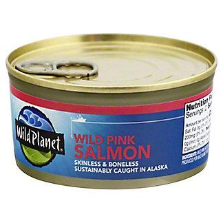 Wild Planet Wild Pink Salmon,6.00 'oz'