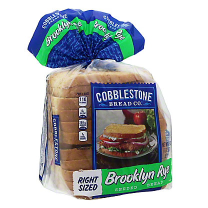 Cobblestone Bread Co. Brooklyn Rye,18 OZ