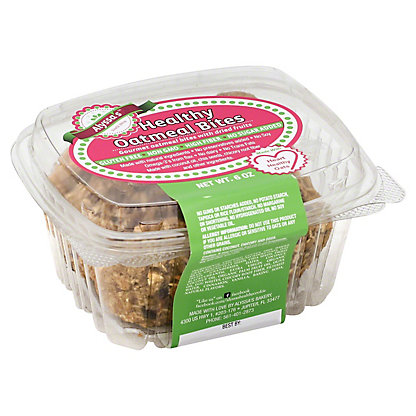Alyssa's Healthy Oatmeal Bites, 6 oz