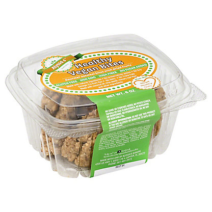 Alyssa's Healthy Vegan Bites, 6 oz