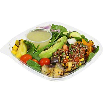 Central Market Roasted Vegetable with Quinoa Avocado & Pepitas Petite Salad, ea