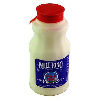 MILL KING Mill King Whole Milk 8oz,8OZ