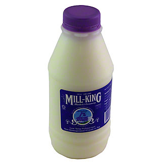 MILL KING Mill King 1% Milk Pint,1PT