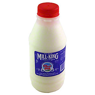 MILL KING Mill King Whole Milk Pint,1PT