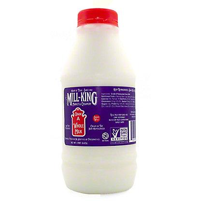 MILL KING Mill King Whole Milk Pint,1PT