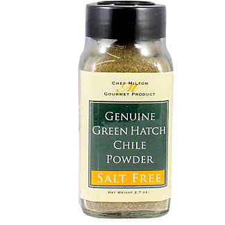 Chef Milton Chef Milton Green Hatch Chile Powder, 2.7OZ