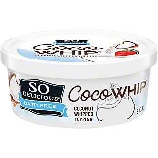 So Delicious Coco Whip Original,9OZ