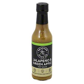 Bravado Spice Co. Hot Sauce Jalapeno & Green Apple, 5 OZ