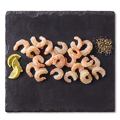 Previously Frozen Raw Argentine Red Shrimp Peeled and Deveined Tail-Off, Wild Caught, 31/40 ct