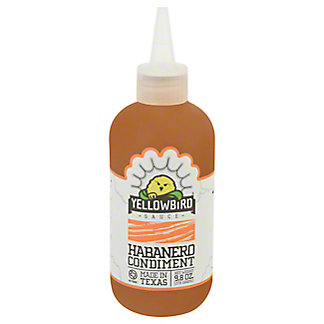 Yellowbird Habanero Sauce, 9.8 oz