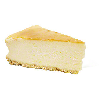 HATCH LIME CHEESECAKE SLICE