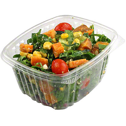 Central Market Kale, Cotija, and Corn Salad With Hatch Lime Vinaigrette,Lb