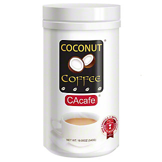 CAcafe Coconut Coffee, 19.05 oz