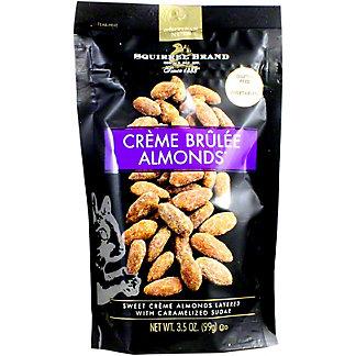 Squirrel Brand Artisan Nuts Creme Brulee Almonds, 3.5 oz