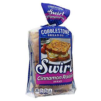 Cobblestone Bread Co. Swirl Cinnamon Raisin Bread,16 OZ