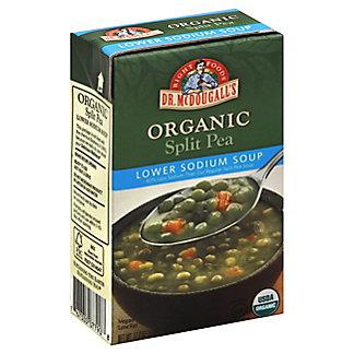 Dr McDougalls Soup Split Pea, 17.6 oz