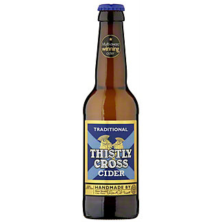 THISTLY CROSS CIDER TRADITNL