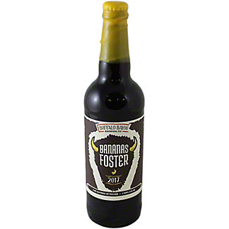 Buffalo Bayou Brewing Bananas Foster,22 OZ
