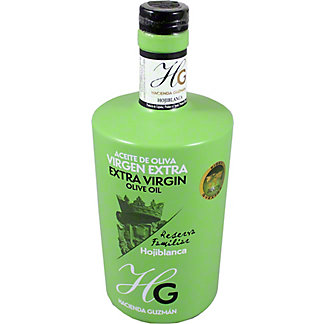 Hacienda Guzman Hojiblanca Extra Virgin Olive Oil, 17 oz