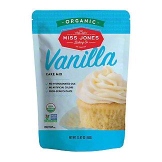 Miss Jones Organic Vanilla Cake Mix,15.87 oz