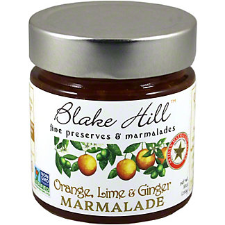 Blake Hill Orange Lime Ginger Marmalade, 10.4OZ