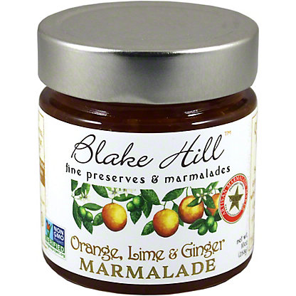 Blake Hill Orange Lime Ginger Marmalade, 10.4OZ