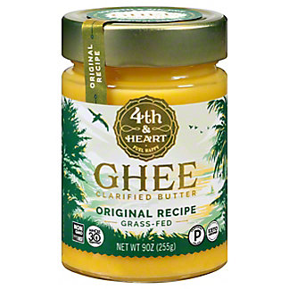 4th & Heart 4th & Heart 4th & Heart Ghee Butter,9 oz