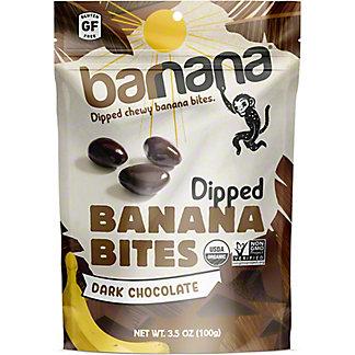 Barnana Banana Bites Organic Chewy Chocolate,3.50 oz