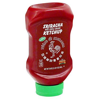 Huy Fong Sriracha Hot Chili Ketchup,20 oz