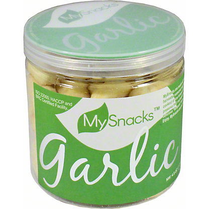 Mysnacks Garlic, 6 oz
