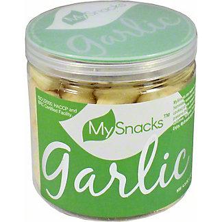 Mysnacks Garlic, 6 oz
