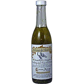 Cucina Aurora Olive Oil Rosemary Oregano Infused, 12.00 oz
