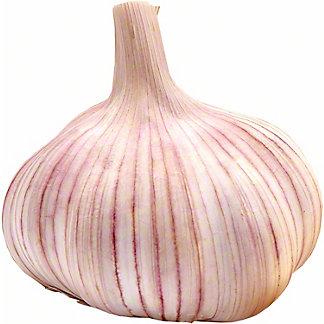 Fresh Pink Garlic, ea