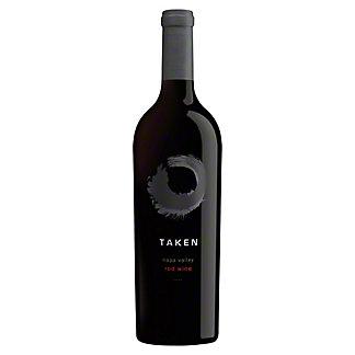 Taken Napa Valley Red Wine, 750 mL
