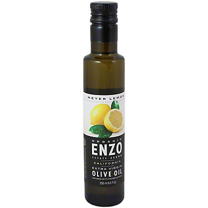 ENZO Extra Virgin Olive Oil Organic Meyer Lemon,250 ML