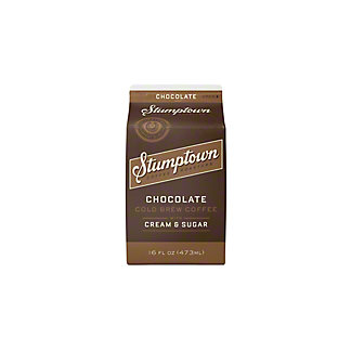 Stumptown Cold Brew Coffee Chocolate With Milk,16 oz