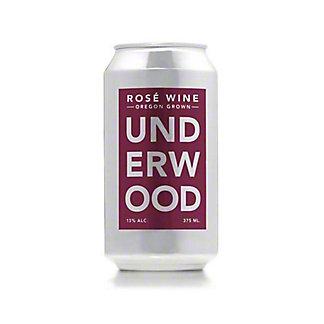 Underwood Rose Wine Can, 375 mL