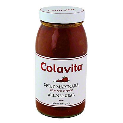 Colavita Spicy Marinara Sauce,26 OZ